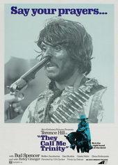 Постер к фильму Меня зовут троица (1970)