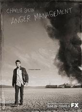 Плакат к ситкому Управление гневом (2012)