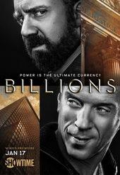 Постер к сериалу Миллиарды (2016)