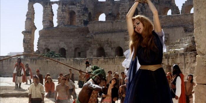 Кадр из фильма Анжелика и султан (1968)
