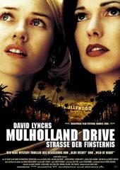 Афиша к фильму Малхолланд Драйв (2002)