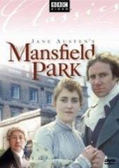 Афиша к фильму Менсфилд парк (1983)