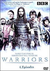 Плакат к фильму BBC: Великие воины (2008)