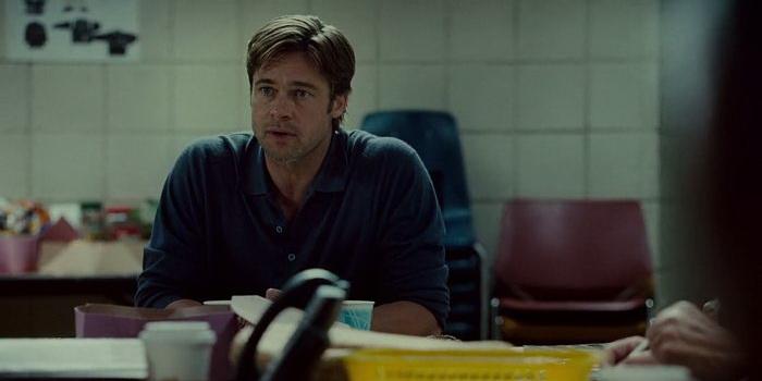 Кадр из фильма Человек, который изменил все (2011)
