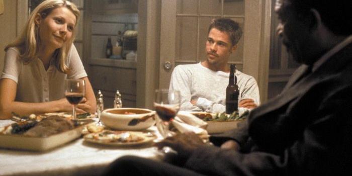 Кадр из фильма Семь (1995)
