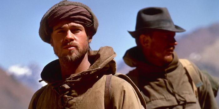Кадр из фильма Семь лет в Тибете (1997)