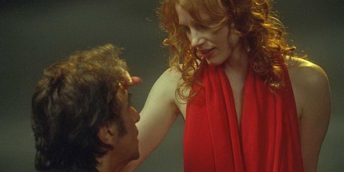 Сцена из фильма Саломея (2013)