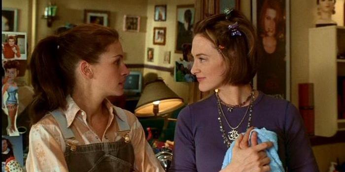 Сцена из фильма Сбежавшая невеста (2000)