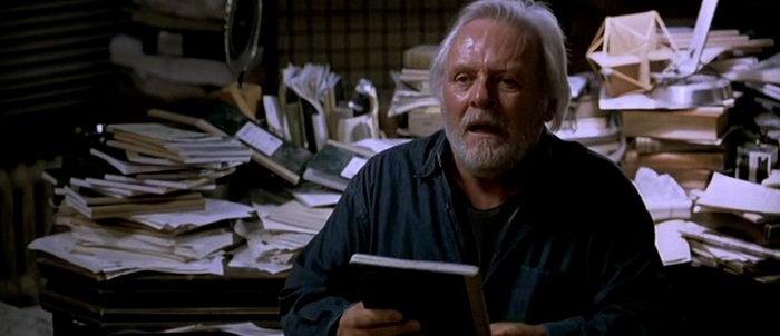 Кадр из фильма Доказательство (2005)