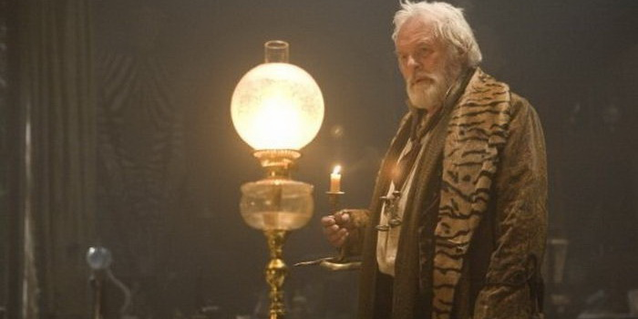 Персонаж из фильма Человек-волк (2010)