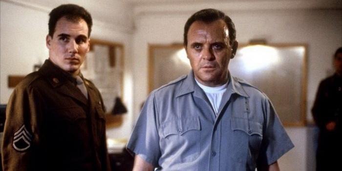 Кадр из фильма Невиновный (1993)