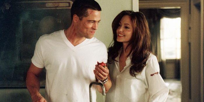 Персонажи из фильма Мистер и миссис Смит (2005)