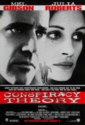 Плакат к фильму Теория заговора (1997)