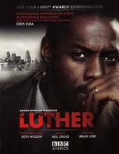 Плакат к сериалу Лютер (2010)