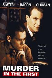 Постер к фильму Убийство первой степени (1995)
