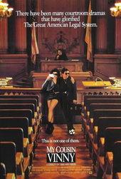 Афиша к фильму Мой кузен Винни (1992)