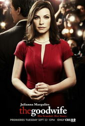 Афиша к сериалу Хорошая жена (2009)