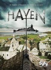 Афиша для сериала Тайны Хейвена (2010)