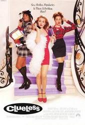 Плакат к фильму Бестолковые (1995)