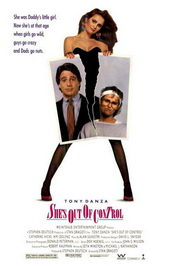 Постер к фильму Она неуправляема (1989)