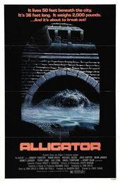 Аллигатор (1980)