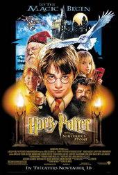 Плакат к фильму Гарри Поттер и философский камень (2001)