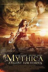 Постер к фильму Мифика: Задание для героев (2014)