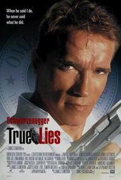 Постер к фильму Правдивая ложь (1994)