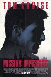 Постер к фильму Миссия: Невыполнима (1996)