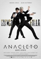 Плакат к фильму Анаклет: Секретный агент (2015)