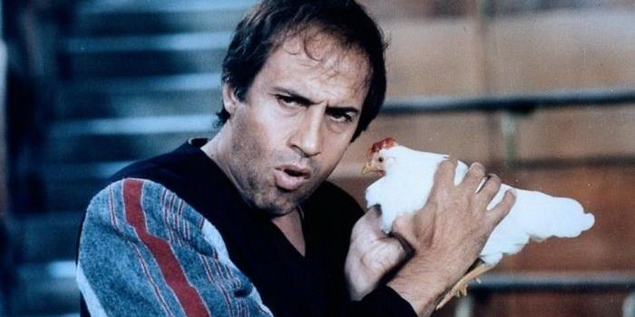 Кадр из фильма Бинго-бонго (1982)