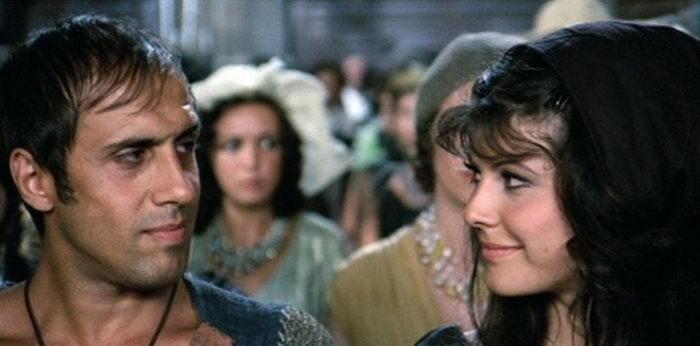Сцена из фильма Поторопись, пока не вернулась жена (1975)