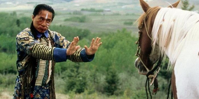 Кадр из фильма Шанхайский полдень(2000)