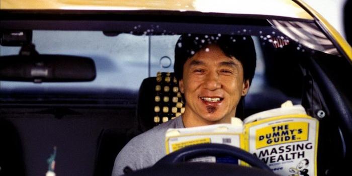 Кадр из фильма Смокинг(2002)