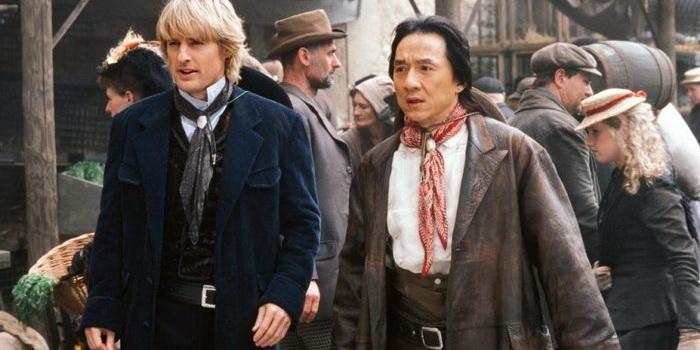 Кадр из фильма Шанхайские рыцари(2003)