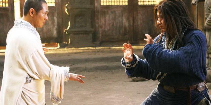 Сцена из фильма Запретное царство(2008)