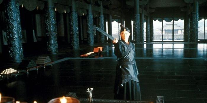 Сцена из фильма Герой (2003)