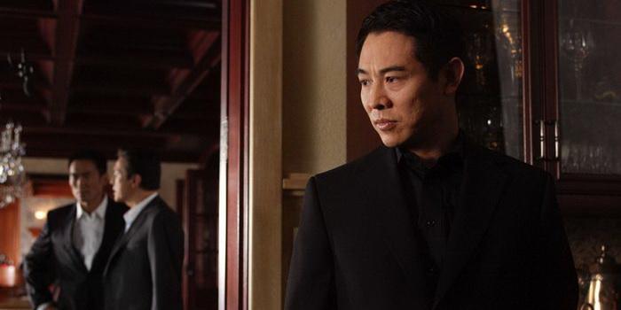 Персонаж из фильма Война (2007)