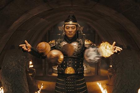 Кадр из фильма Мумия: Гробница императора драконов (2008)