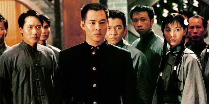 Кадр из фильма Кулак легенды (1994)