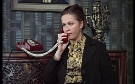 Кадр из фильма Осенний марафон (1979)