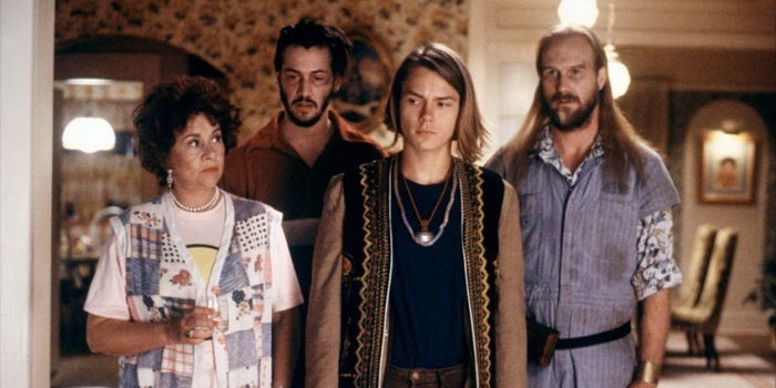 Кадр из фильма Я люблю тебя до смерти (1990)