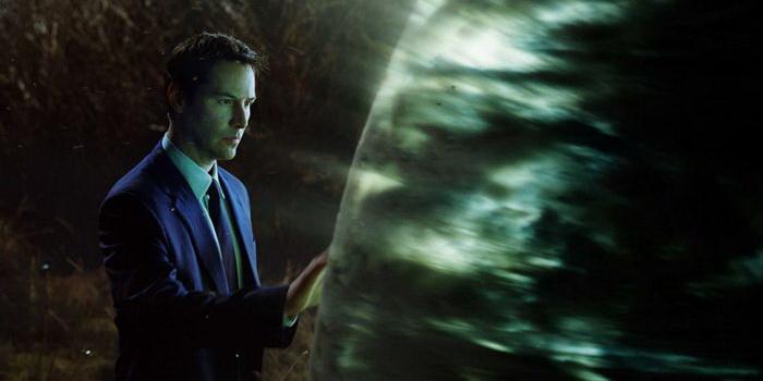Сцена из фильма День, когда Земля остановилась (2008)