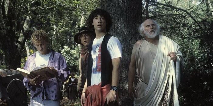 Невероятные приключения Билла и Теда (1989)