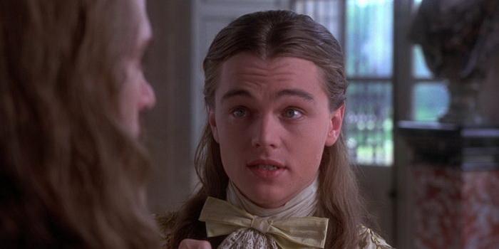 Кадр из фильма Человек в железной маске(1998)