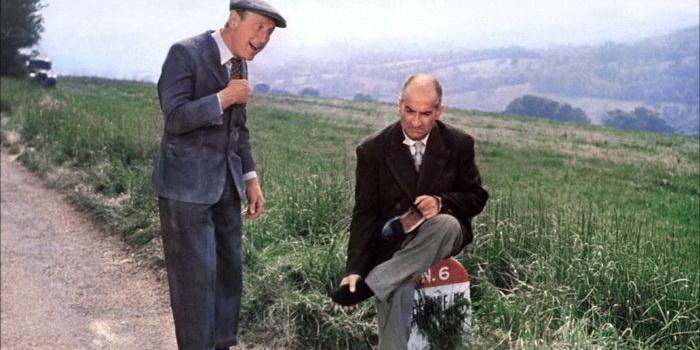 Сцена из фильма Большая прогулка (1966)