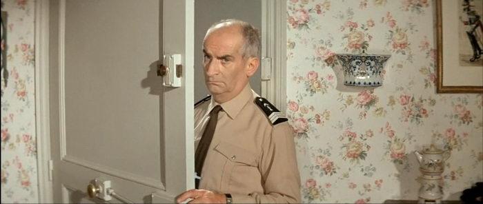 Комедия Жандарм женится (1968)