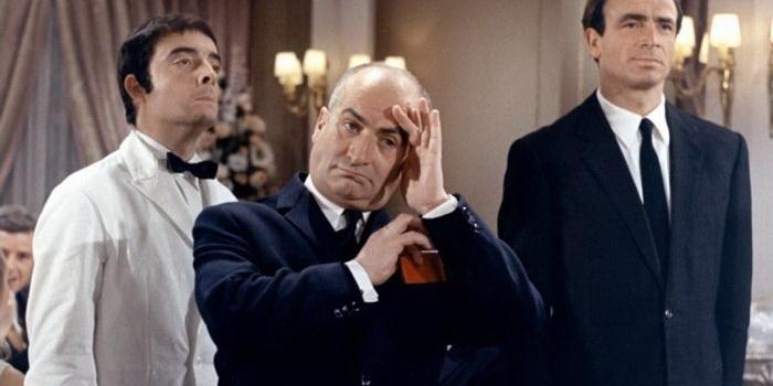 Кадр из фильма Ресторан господина Септима (1966)