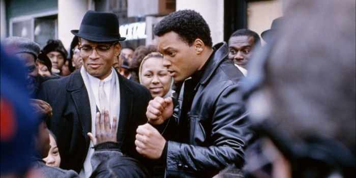 Кадр из фильма Али(2001)