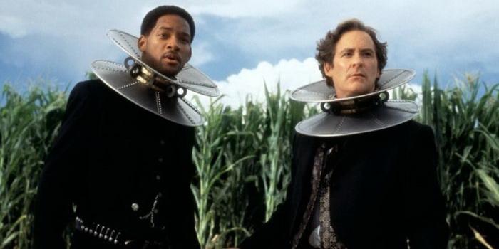 Кадр из фильма Дикий, дикий Запад(1999)